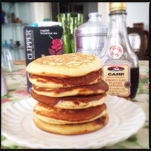 I pancakes di Giulia