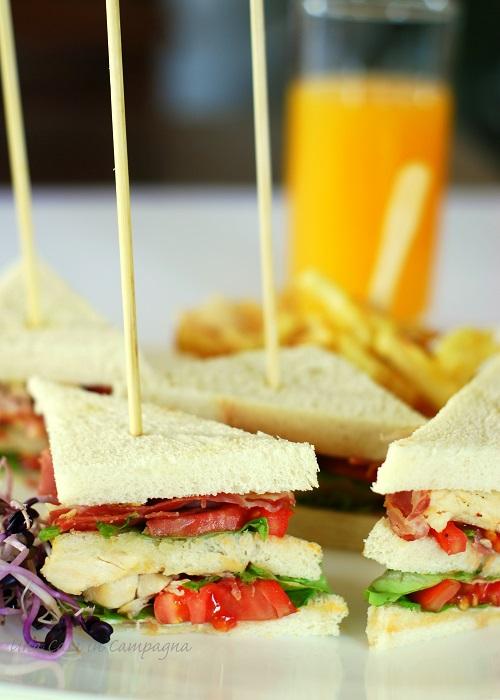 Club_Sandwich - Una casa in campagna