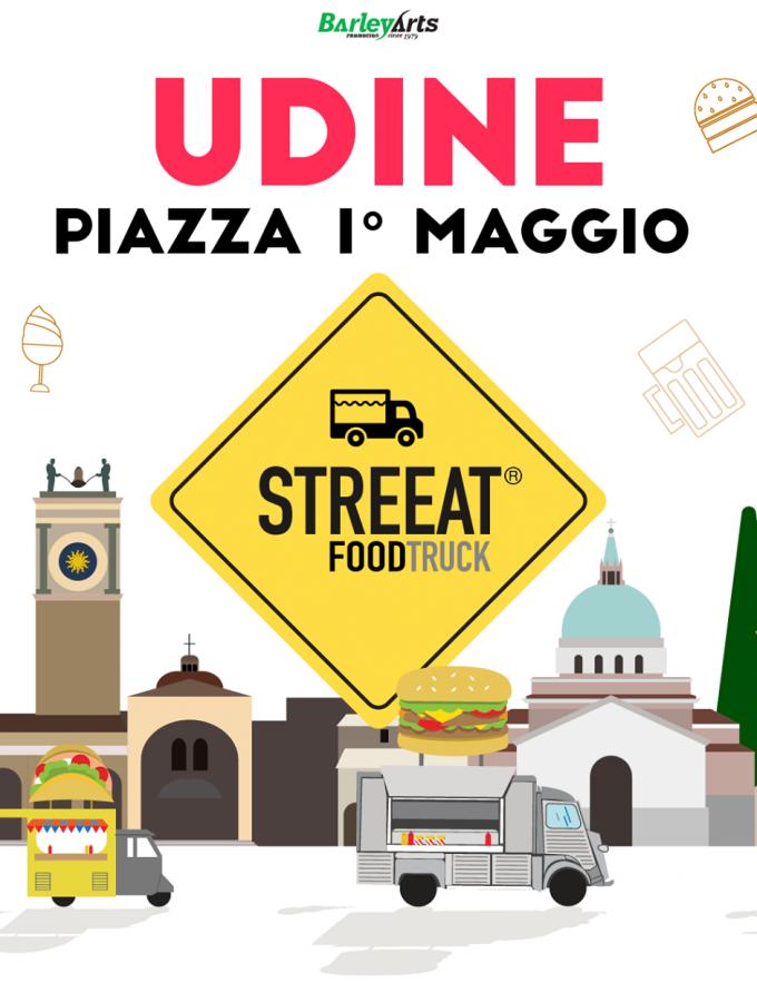 Torna a Udine StreEat: il festival dei Food Truck e del cibo di strada