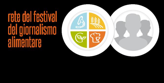 Faccio parte della rete del Festival del Giornalismo Alimentare