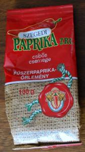 Paprika di Szeged