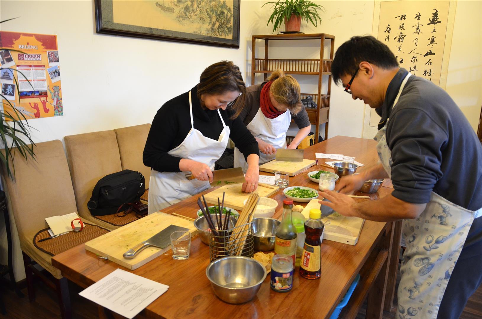 Hutong Cuisine a Pechino - Una casa in campagna