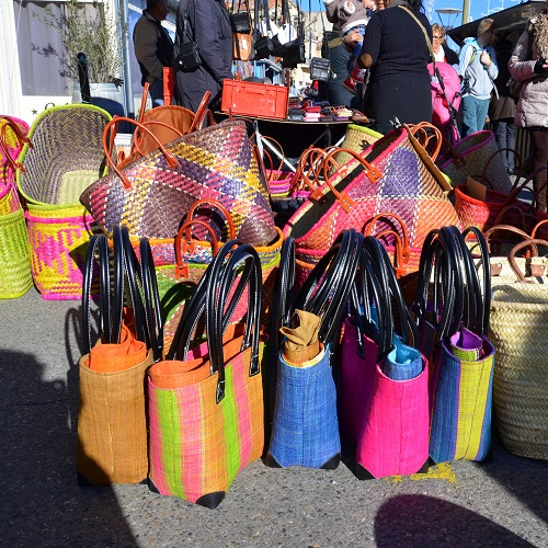 500x500 Paniers al mercato de la Ciotat Una casa in campagna