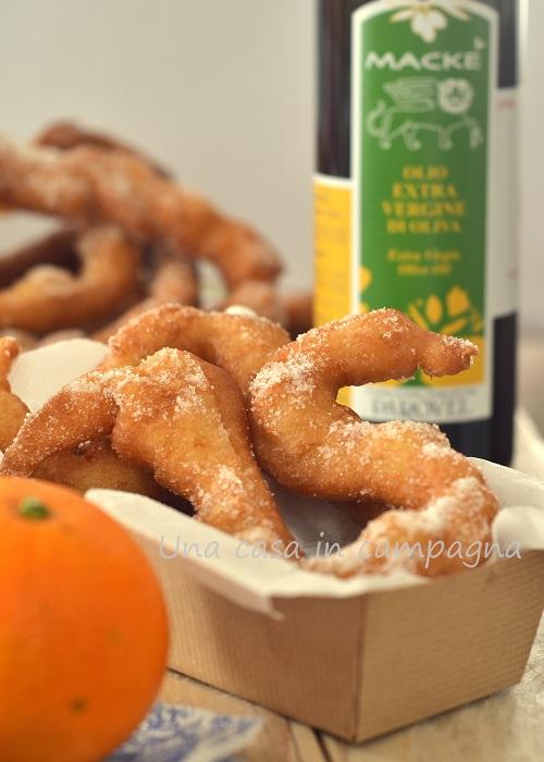 Chichis Frégis di l'Estaque (frittelle provenzali)