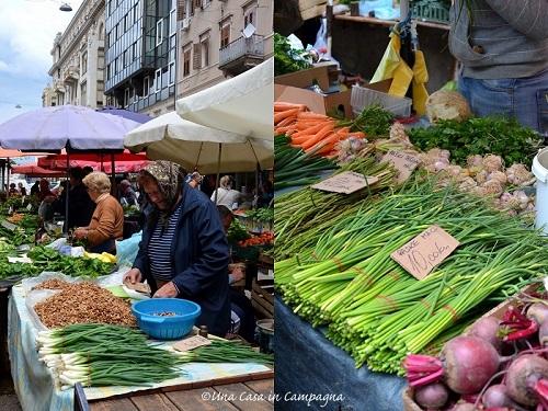 mercato di Fiume ©Una casa in campagna