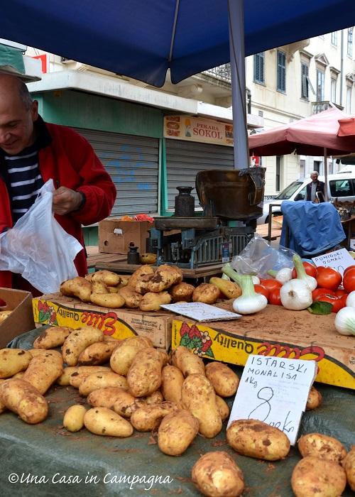 Mercato di Fiume Rijeka - Una casa in campagna