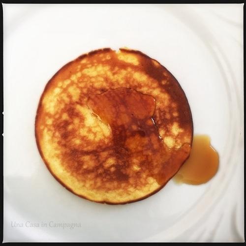 Pancakes Una casa in campagna ©2015 Alessandra Colaci