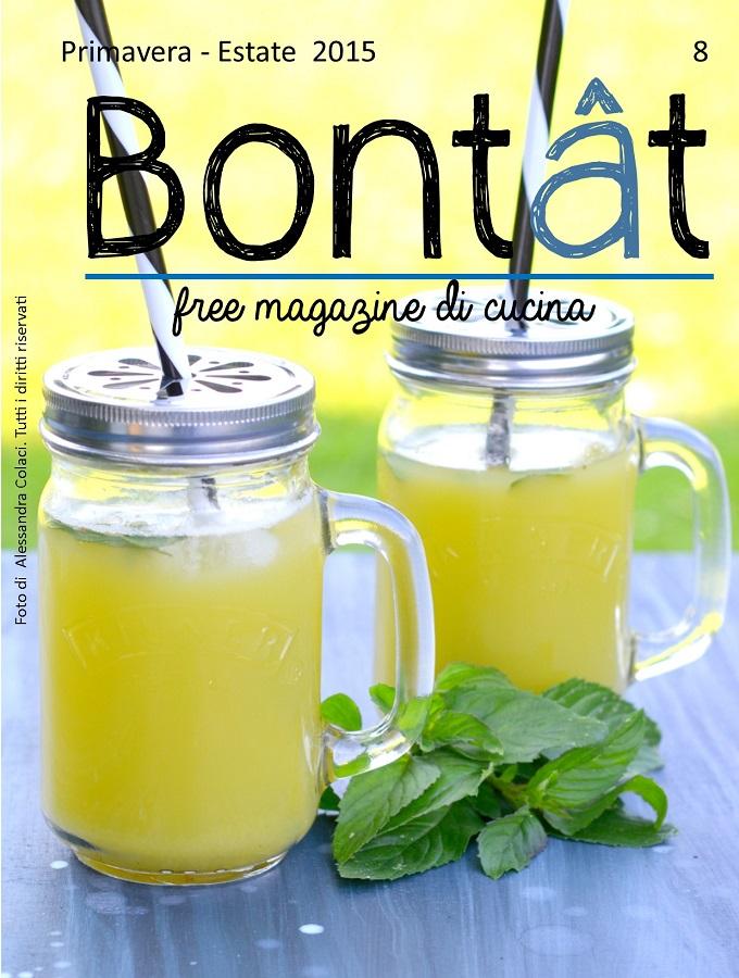 Bontât, freemagazine di cucina del fvg: è on line il nuovo numero
