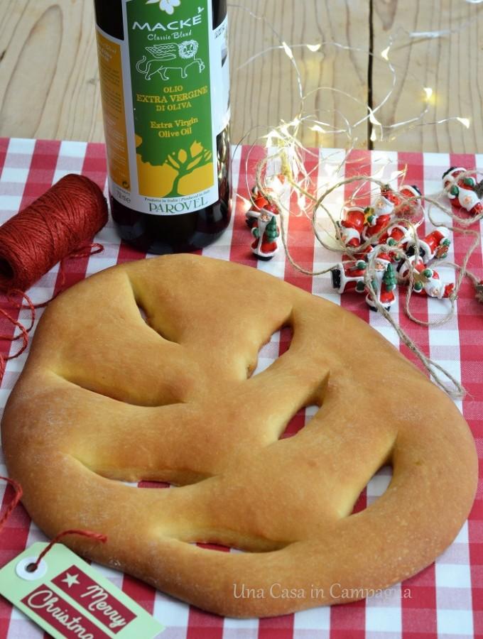 La pompe à l'huile, dolce natalizio provenzale