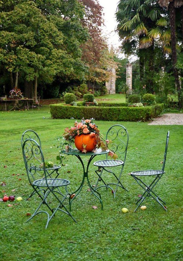 Strassoldo In Autunno: frutti Acque e Castelli Una casa in campagna Alessandra Colaci