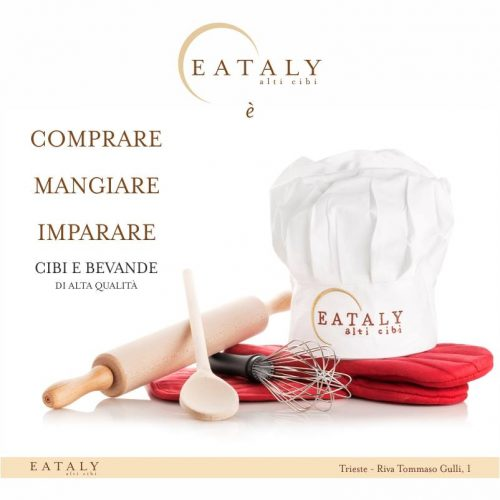 Immagine courtesy of Eataly