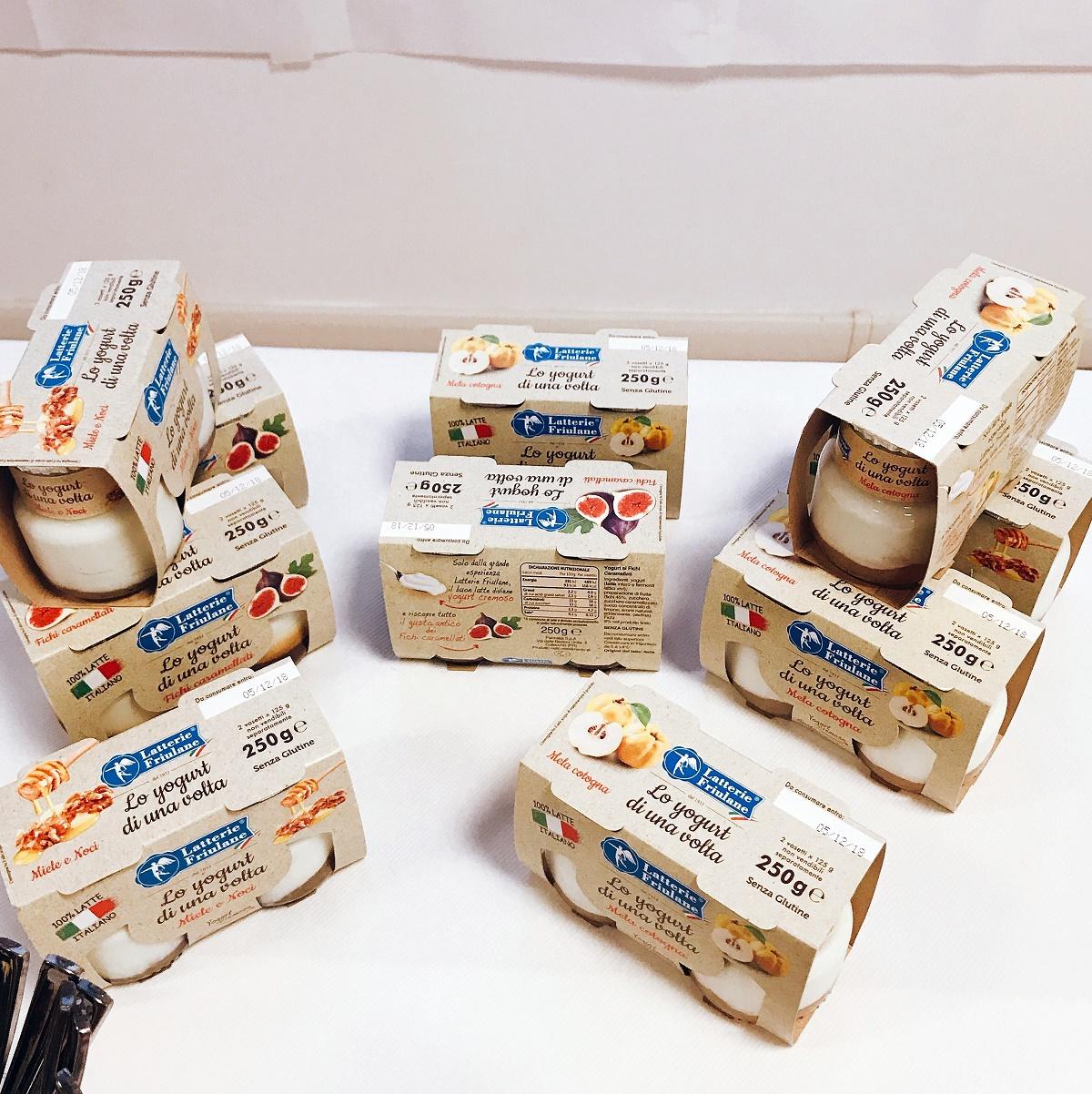 Latterie Friulane Blog Tour Una casa in Campagna Blog Alessandra Colaci Lo Yogurt di Una Volta di Latterie Friulane